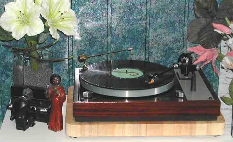 Thorens Turntable Td160b mk ii Thorens td 160 mk ii